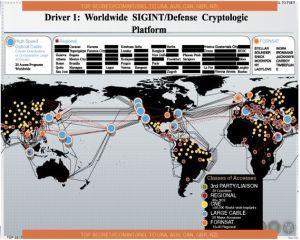 NSA ar fi infectat 50.000 de calculatoare, pentru a sustrage datele utilizatorilor
