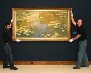 Un tablou semnat de Claude Monet vandut cu 27 milioane dolari