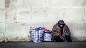 Oamenii fara adapost, o problema fara rezolvare in 2018