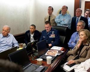 Ce facea Obama in timp ce fortele speciale il vanau pe ben Laden