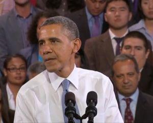 Presedintele Obama vrea un miliard de dolari pentru mediu