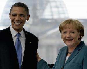 Editorial Dan Manusaride: Obama - Merkel, o intalnire cu nabadai?