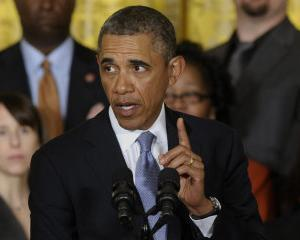 Obama le cere directorilor de companii sa angajeze someri