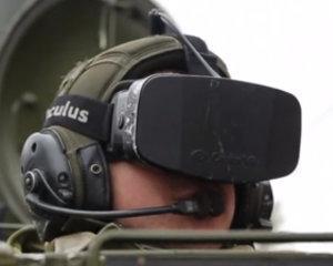 Armata norvegiana foloseste casca virtuala Oculus Rift pentru a-si conduce tancurile