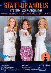 OFA UGIR a lansat prima competitie dedicata femeilor antreprenor: STARTUP ANGELS!