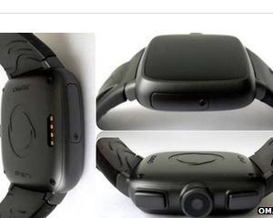 Omate Truesmart, un ceas inteligent cu camera incorporata, va intra in productie