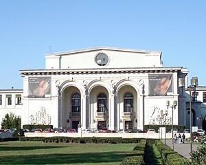 Sase decenii de la inaugurarea cladirii Operei Nationale Bucuresti