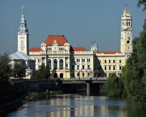 Oradea: Sala Mare a Primariei isi va recapata stralucirea de altadata
