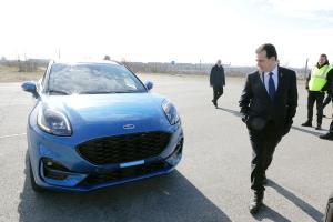 Guvernul se vrea un partener foarte serios al Ford, care recunoaste efortul si investitiile facute de compania americana