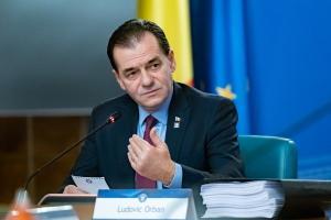 Orban anunta lansarea unui program de sustinere a marilor companii