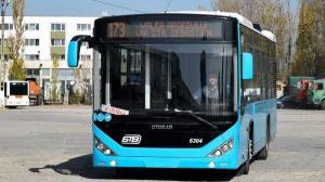 Minunea s-a produs: Primele autobuze noi au ajuns la Bucuresti