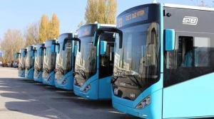 Numai doua oferte pentru cele 100 de autobuze electrice destinate Bucurestiului