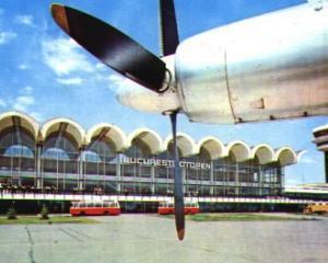 Controlorii de trafic fac greva de doua ore pe Aeroportul Henri Coanda