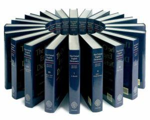 1 februarie 1884: apare pentru prima data Oxford English Dictionary