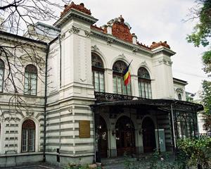 Bucuresti 555 - Palatul Sutu