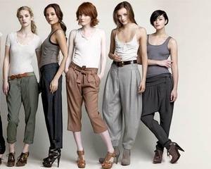 Ce fac bursele si economiile lumii cand femeile poarta pantaloni?
