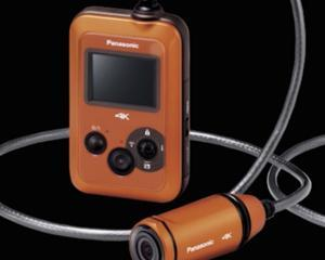 Panasonic va lansa in mai o camera video 4K de mici dimensiuni
