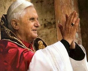 19 aprilie 2005: este ales noul pana, Benedict al XVI-lea