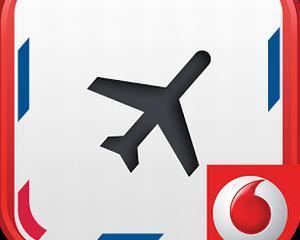 Rezerva-ti biletul de avion cu noua aplicatie Vodafone