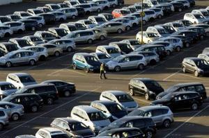 Parcul auto din Romania va depasi pragul de 9 milioane de masini in 2020