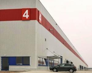 PF Logo Express finalizeaza un nou spatiu de depozitare in Polonia