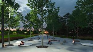 Parcul Unirii va fi reamenajat si modernizat. Costul este estimat la 8,5 milioane de lei