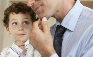 Copiii nu ne asculta sfaturile. Ei ne imita