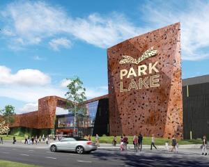 Cine a castigat proiectul de 1,5 milioane de lei pentru amenajarea centrului comercial ParkLake