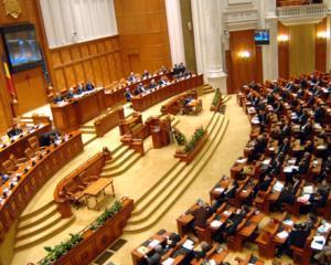 Dezbaterea pentru reexaminarea Codului Fiscal a fost anulata