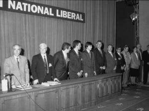Partidul National Liberal - 30 de ani de existenta in Romania post-Revolutie