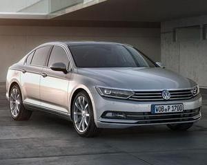 Volkswagen Passat a fost aleasa masina anului in Europa