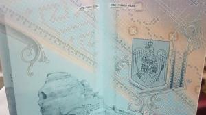 MAI: Noile tipuri de pasapoarte sunt aproape imposibil de falsificat