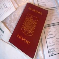 Acte necesare pentru eliberarea pasaportului in 2018