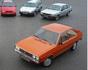 Volkswagen Passat a implinit 40 de ani