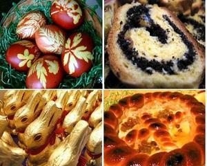 Romanii prefera de Paste bucatele pregatite in casa