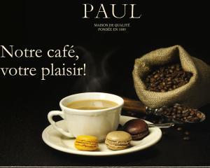 Paul scoate trei produse noi: Cafe viennois, Moka Cafe si Choco viennois