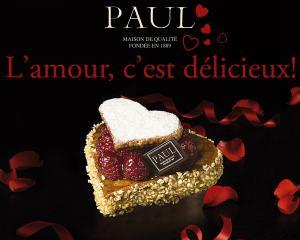 Paul ofera inimi dulci celor indragostiti