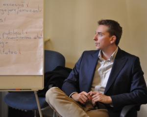 Paul Olteanu, trainerul care da tonul in Branding Personal