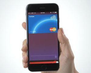 Din 20 octombrie, Apple Pay va fi disponibil pentru utilizatorii americani de MasterCard