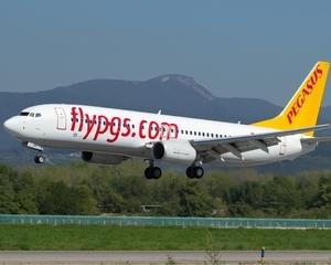 Compania Pegasus are cele mai ieftine bilete de avion din Europa