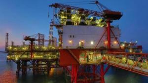 OMV Petrom plateste 5 milioane de euro pentru dezafectarea platformei de foraj marin autoridicatoare Gloria