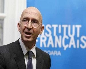 Academia Tehnica Militara acorda distinctia Doctor Honoris Causa ambasadorului Republicii Franceze in Romania