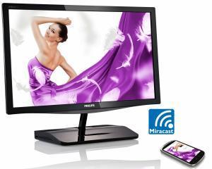 Philips - un nou monitor de 23 de inci cu tehnologia Miracast