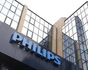 Philips intrevede o revenire a diviziei sale de echipamente medicale