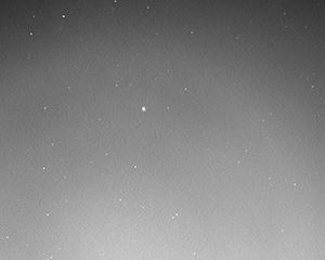 Primele imagini de pe Marte cu rasaritul lunii Phobos