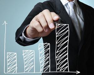 La jumatatea anului, economia Romaniei a crescut cu 3,8%