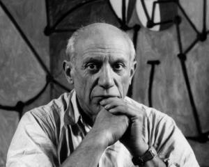 """""""Salvarea"""", tablou semnat de Picasso, s-a vandut cu peste 31,5 milioane de dolari"""