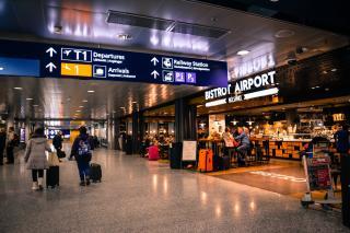 Pierderi uriase pentru Aeroportul Henri Coanda provocate de pandemie