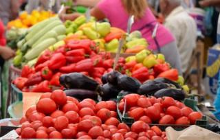 Situatia pietelor agroalimentare: Cate piete au fost inchise in urma restrictiilor