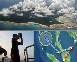 Pilotul, principalul suspect in cazul avionului Malaysia Airlines prabusit in ocean